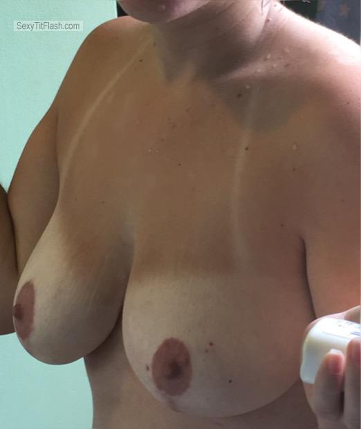Big Tits Of My Wife Natural